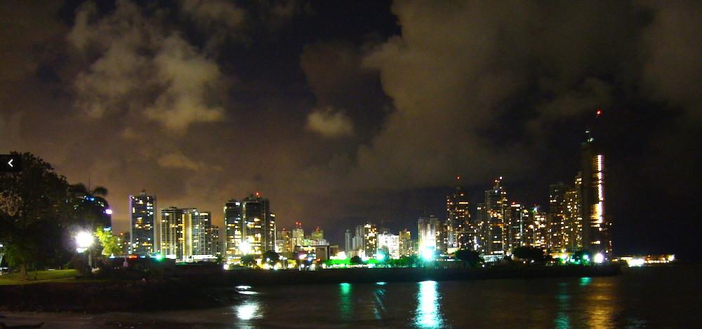 Panama City skyline #Panama