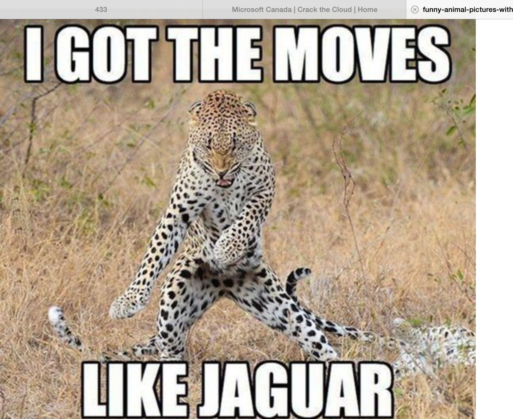 Funny Pictures About Hes Got The Moves Like Jagger Oh,