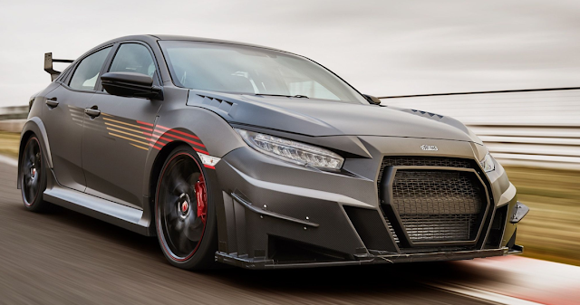 Modifikasi Civic Type R by Mugen, Sport Compact Car