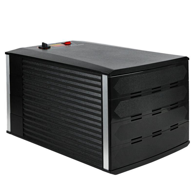8 tray open door food dehydrator dryer jerky maker buy