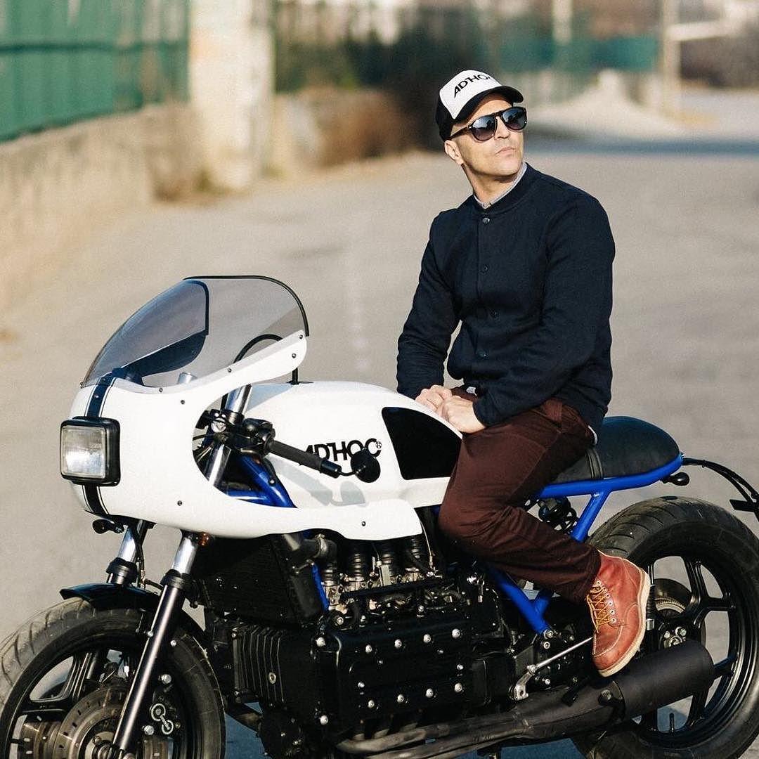 overboldmotorco: #bmw alpha-omega #k1100... / cafe racer