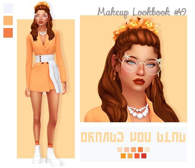 sweet peach dreams Sims 4, Sims, Maxis match