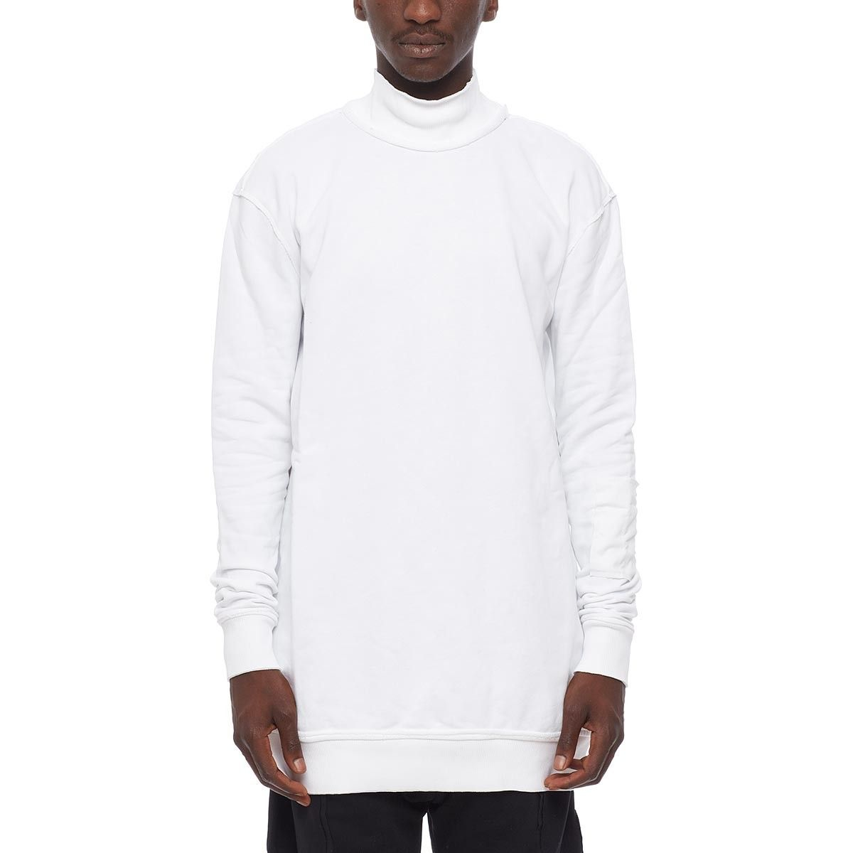 Wagner sweater from the F/W2016-17 Damir Doma collection in white