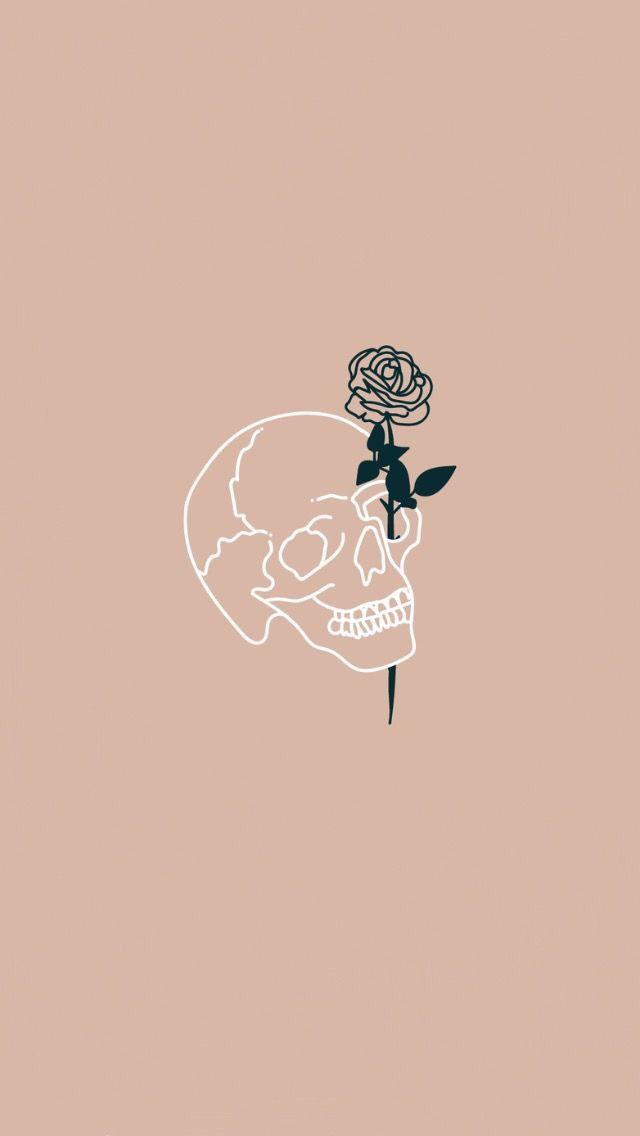 Theinfluencia Skull Wallpaper Iphone Skull Wallpaper Tumblr Wallpaper