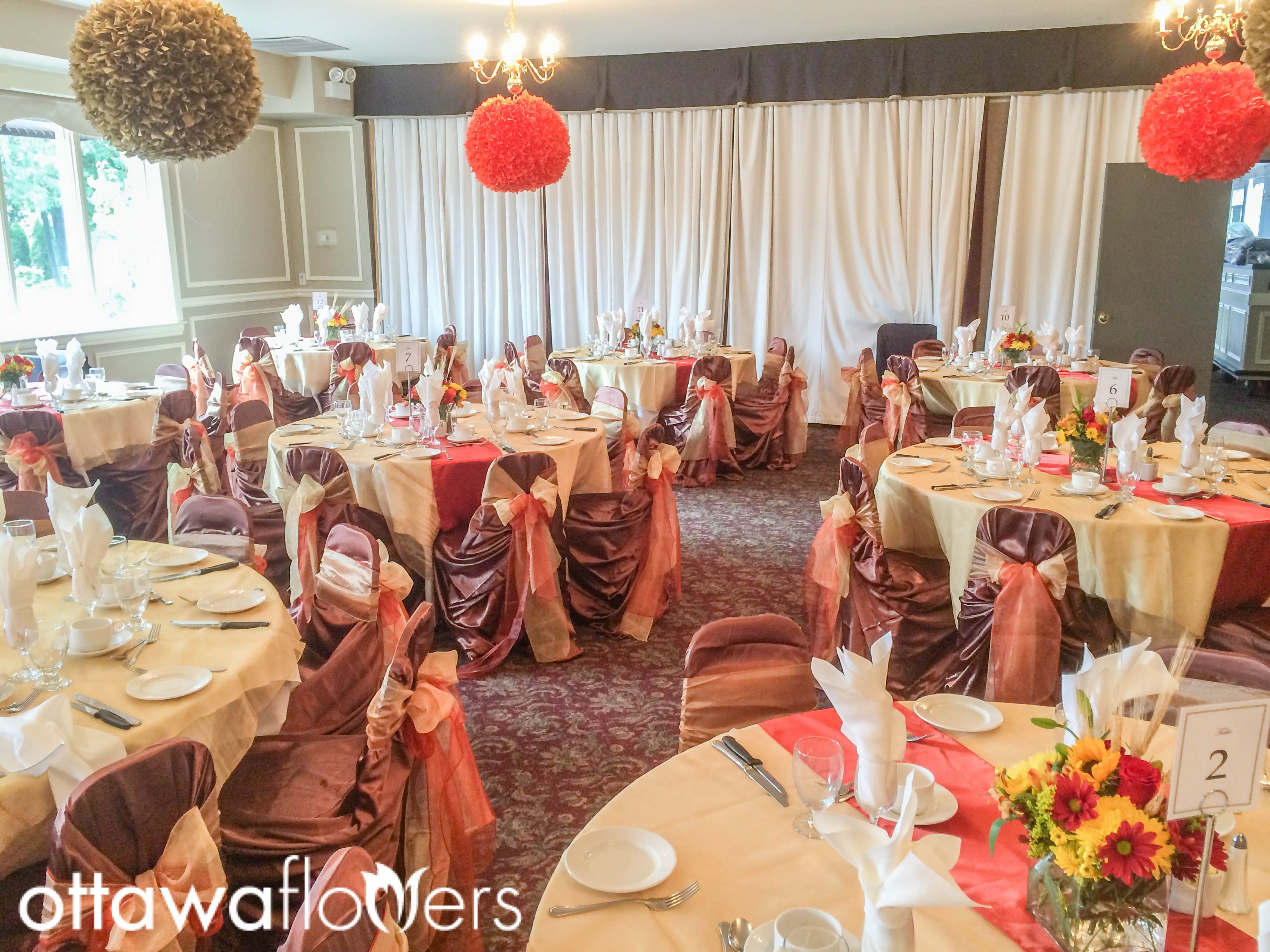 Wedding decor images  Ottawa flowers Wedding Decor Wedding Reception ottawa wedding
