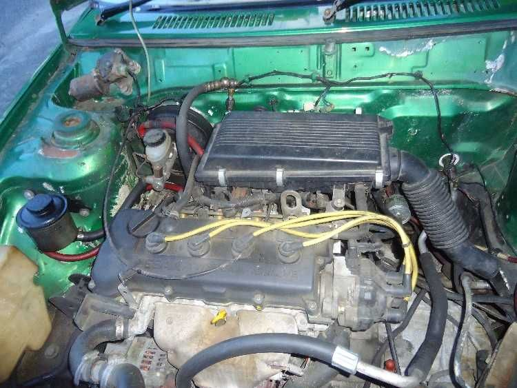Nissan B14 Engine for sale 4,000 TTD Engines for sale