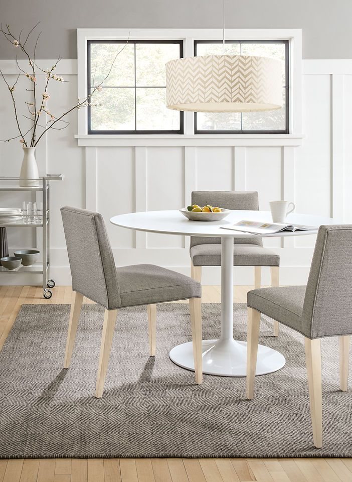 Modern Dining Room Furniture  Room & Board  Kitchen  Pinterest Pleasing Dining Room Chairs Contemporary Decorating Design