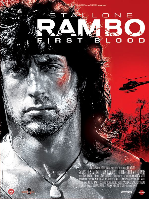 RAMBO - FIRST BLOOD - Festival de Cannes