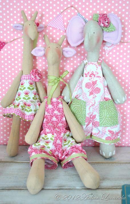atelier lavanda: Tilda | Tilda | Pinterest | Puppen, Nähen und Tilda ...