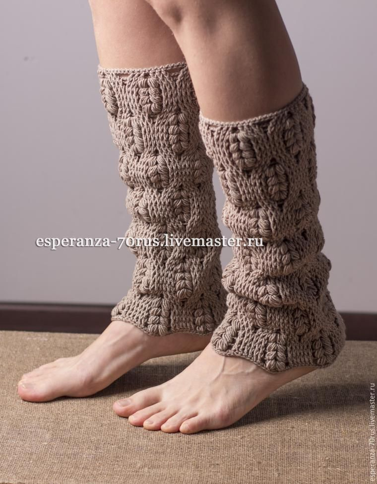 Crochet Leggings +Diagrams + Free Pattern + Video Tutorial ...
