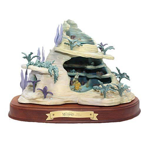 Disney WDCC Ariel's Secret Grotto Little Mermaid Figurine 11K412350