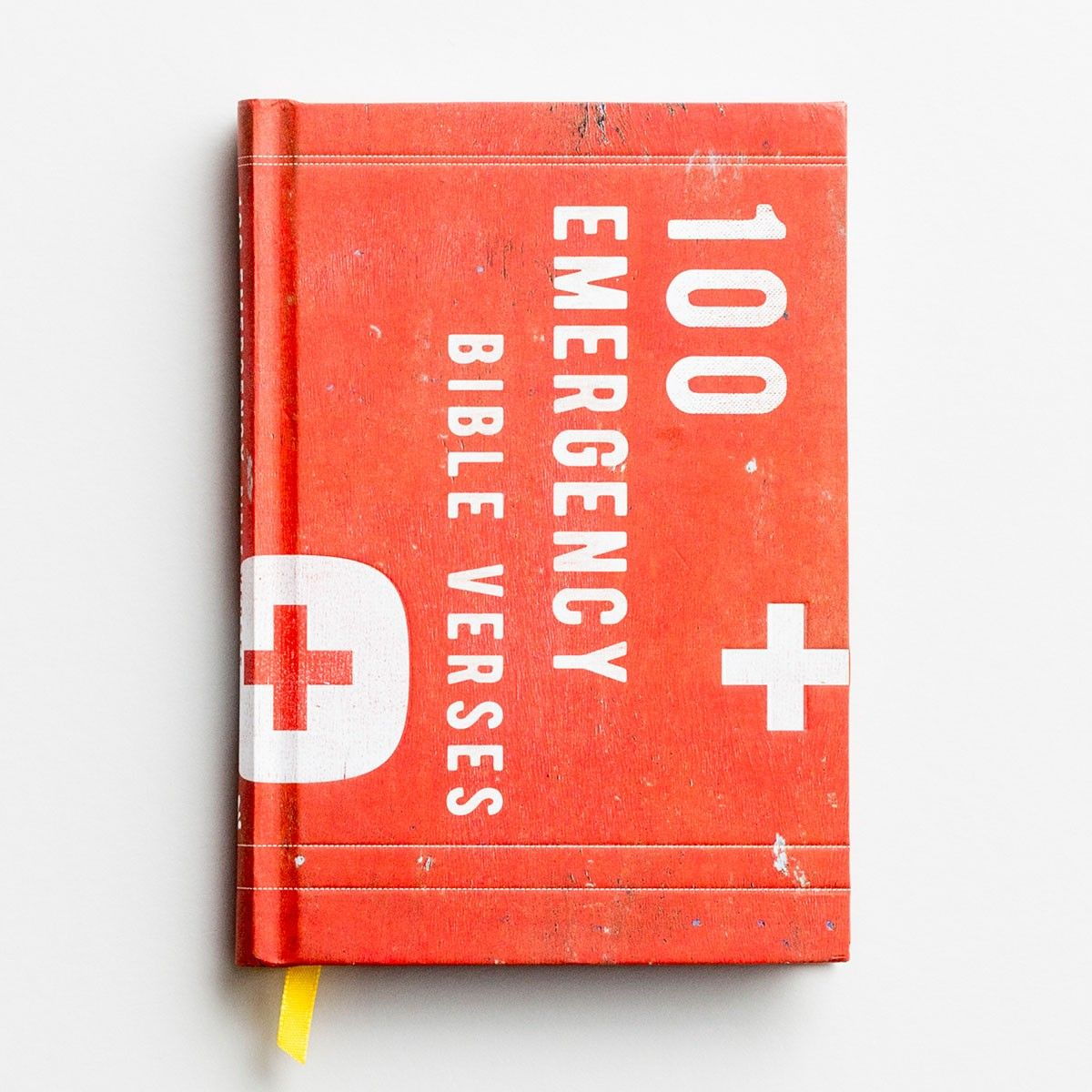 100 Emergency Bible Verses - Devotional Gift Book | Verses, Bible ...