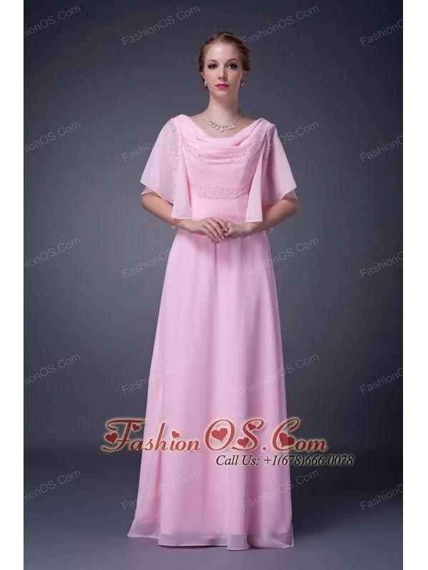 Contemporáneo Vestidos De Fiesta De Color Rosa Uk Viñeta - Vestido ...