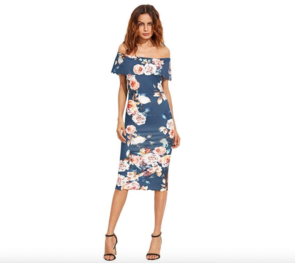b8cfa96877d 12 Affordable Spring Wedding Guest Dresses You Can Score on Amazon ...