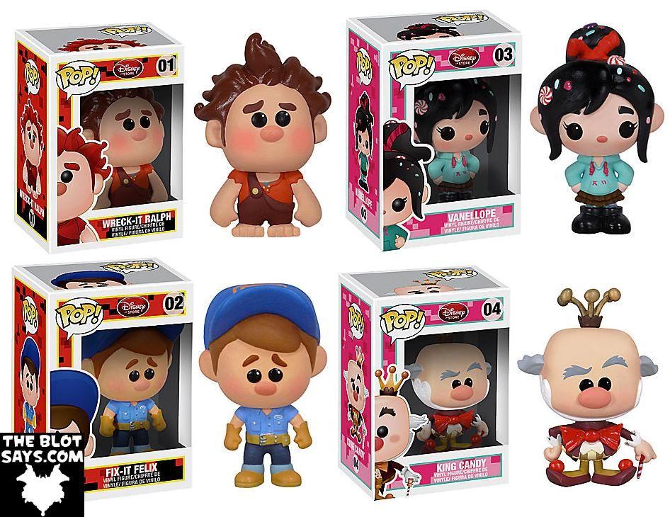 Disney Funko Vanellope Pop! Wreck-It Ralph 2