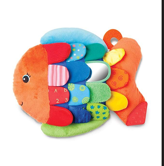 Melissa & Doug Flip Fish Soft Baby Toy | Best baby toys ...