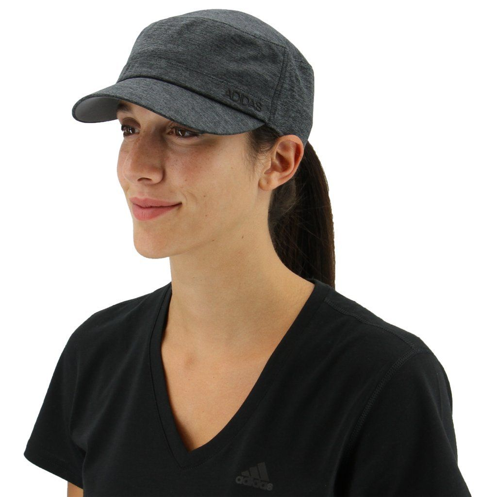 7d610d0b adidas Womens Sport2Street Military Cap Black Deepest Space Heather/Black  One Size *** Read more reviews of the product by visiting the link on the  image.