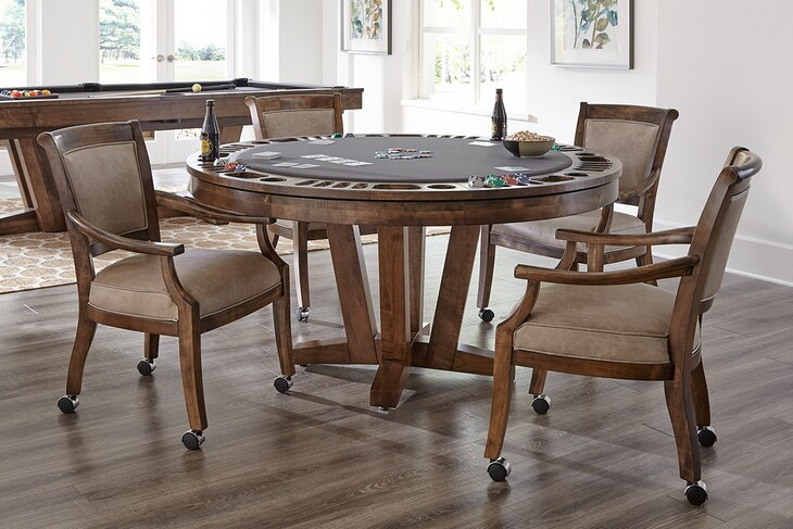 Pasadena Reversible Poker Table In 2020 Poker Table Table Home