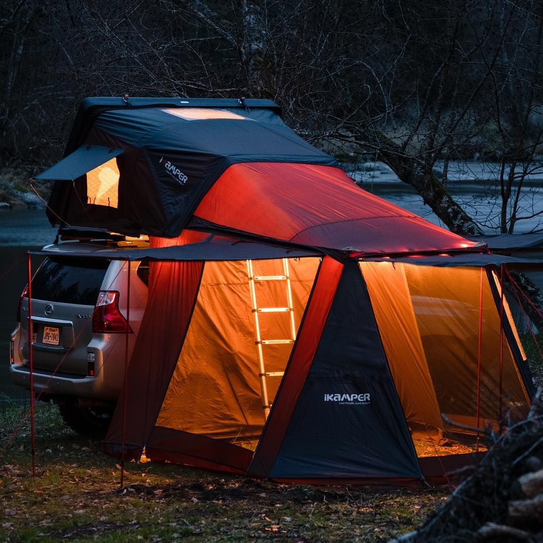 Order a Skycamp and receive a free annex room (690