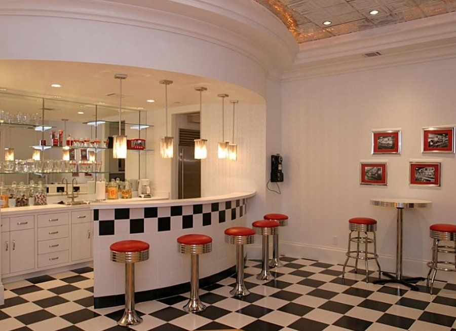 Transport Yourself Back To An Old Fashion Ice Cream Parlor