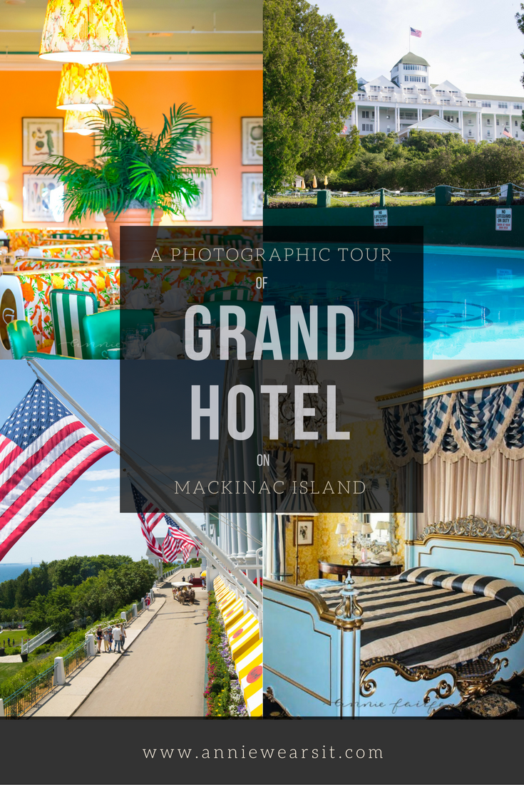 A Photographic Tour Of Grand Hotel On Mackinac Island Mi Mackinac Island Grand Hotel Mackinac Island Grand Hotel