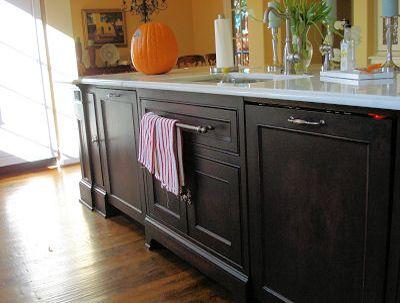 black glaze instead??   Kitchen Desires...   Pinterest   Black ...