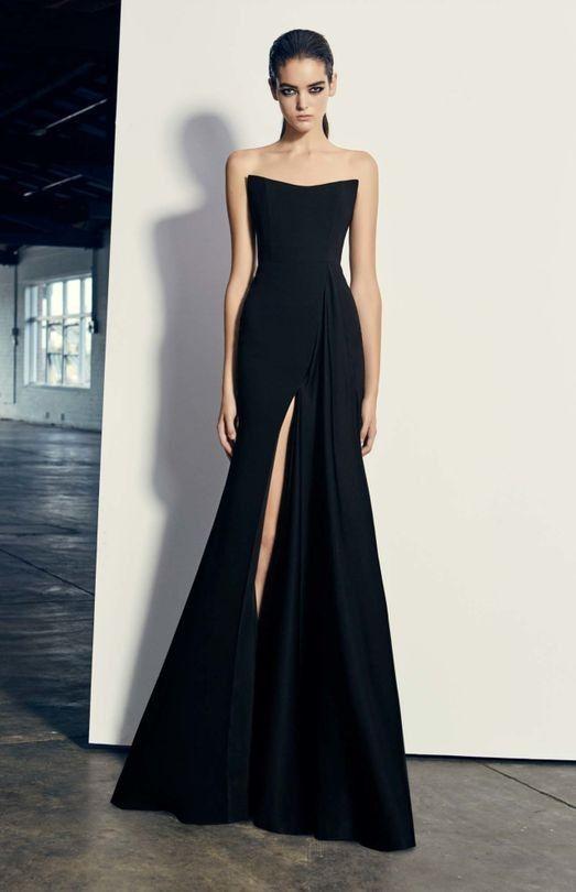Alex Perry ready-to-wear autumn/winter \'17/\'18: #blackdress ...