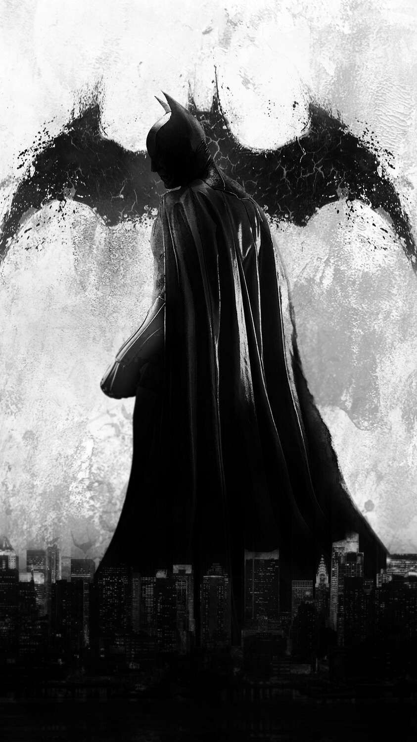 Download Batman Shadow Iphone Wallpaper Top Free Awesome