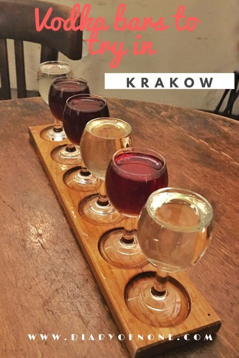 Discovering food in Krakow