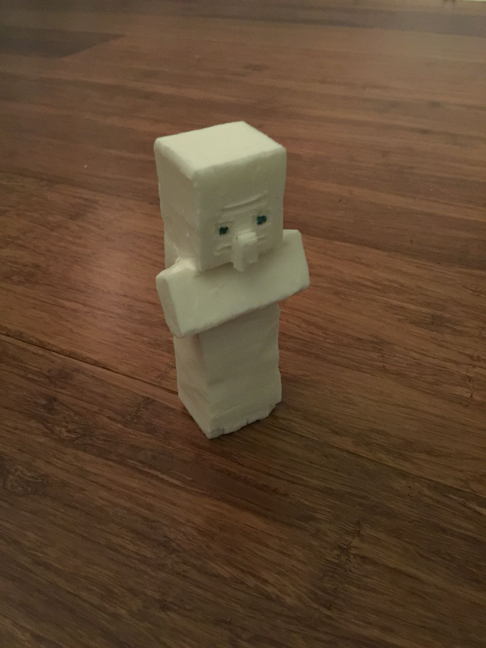 Bear cub scout ivory bar minecraft villager get kids