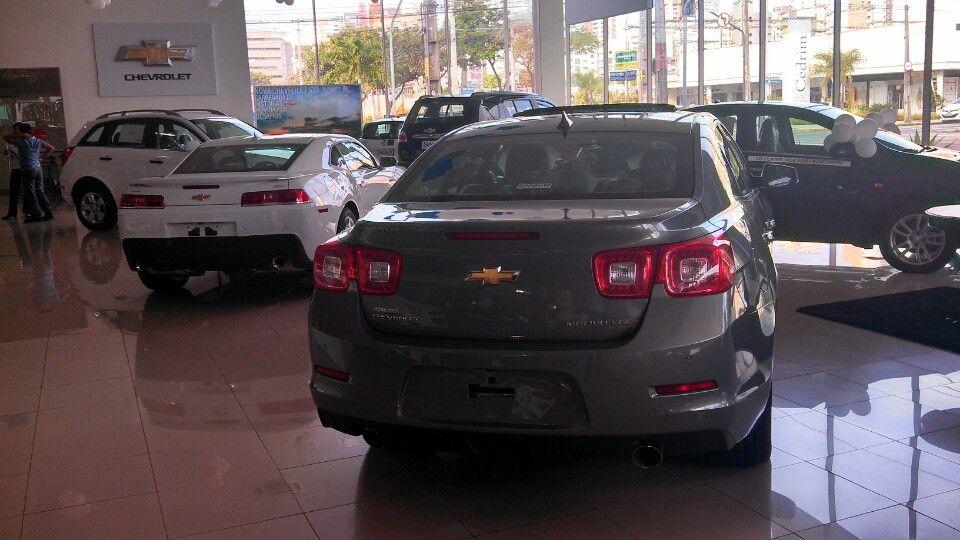 Sanauto Concessionaria Chevrolet Em Fortaleza Concessionaria