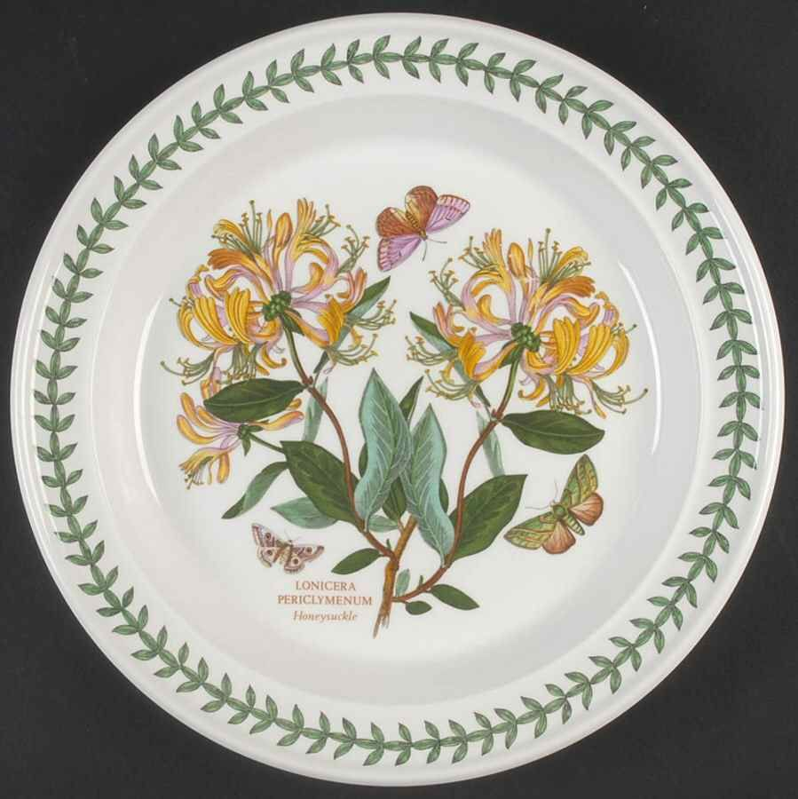 Botanic Garden Dinner Plate By Portmeirion With Images Dinner