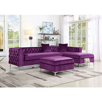 2141569cb6 Ottomans + Benches View All Living Room Furniture For The Home - JCPenney