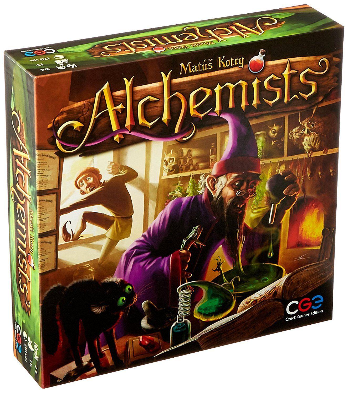 Alchemists Amazon.de Spielzeug Brettspiele