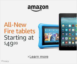 All New Fire 7 Tablet With Alexa 7 Display 8 Gb Black With