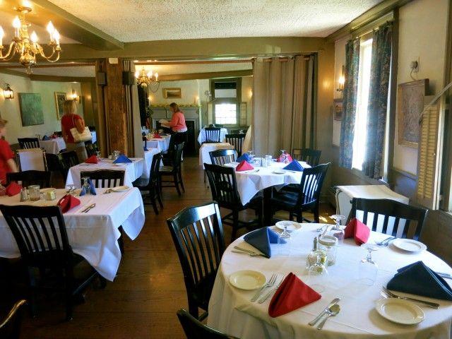 Curtis House Restaurant Woodbury Ct Http Www Getawaymavens