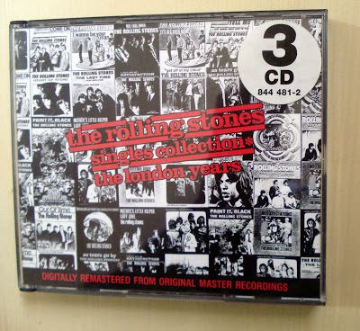 Verita's Sound And Vision: The Rolling Stones Singles Collection The London Y...