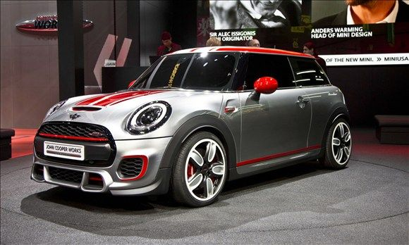 MINI John Cooper   #cars #sportcars #exoticCars #muscleCars #highperformanceCars #classicCars #RaceCars #oldCars #antiqueCars #Autos #automobile #mustangs #chevy #plymouth #Porsche #Lotus #Lamborghini #Maserati Pinned from