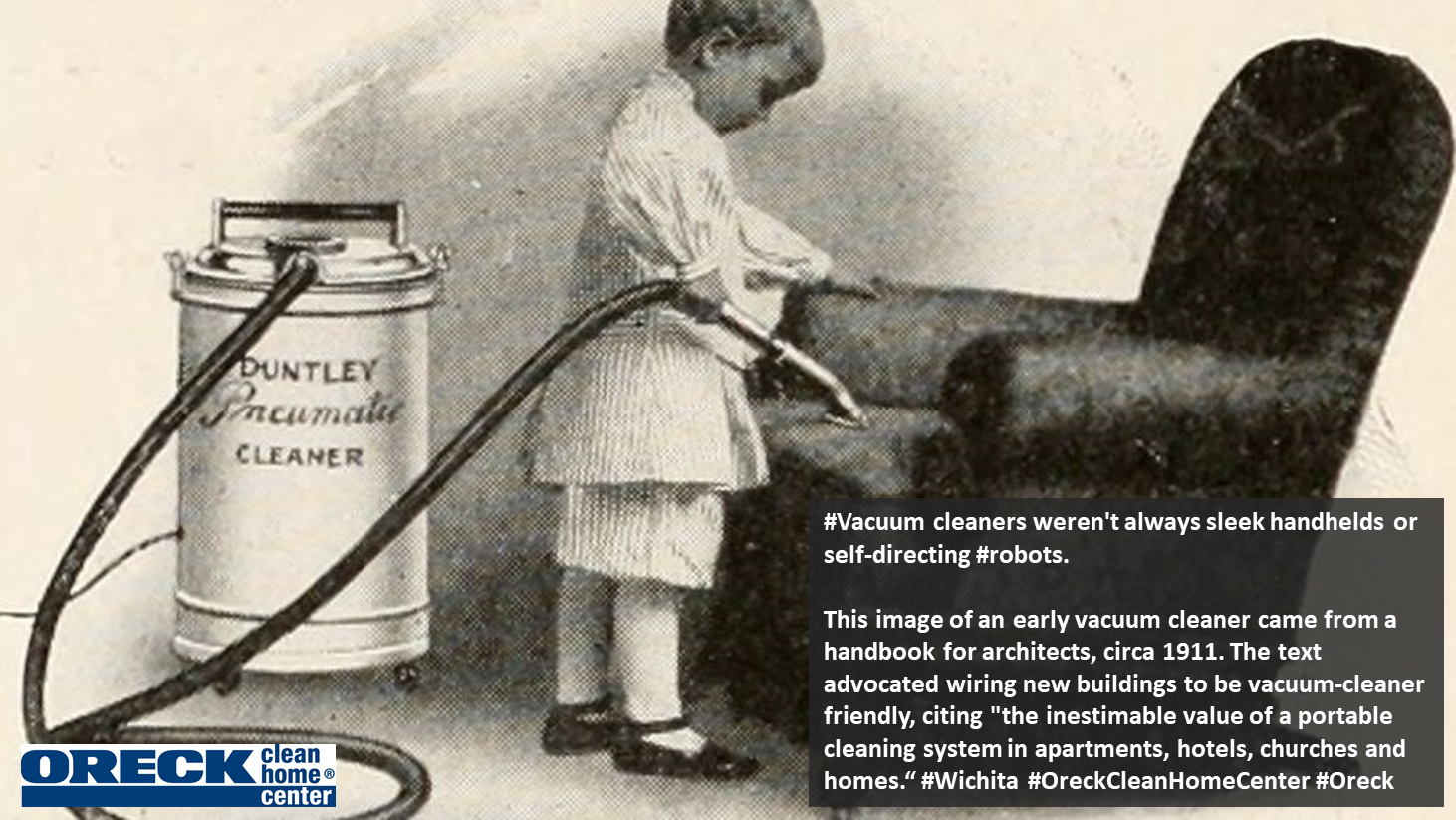 Pin by Oreck Clean Home Center on Oreck Vintage vacuum