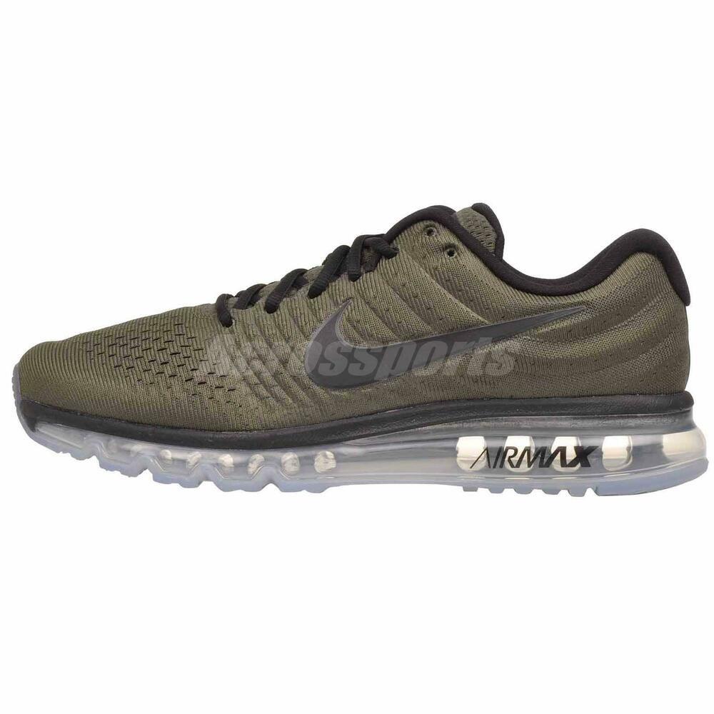 Nike Air max 2017 Cargo Khaki Black 849559 302