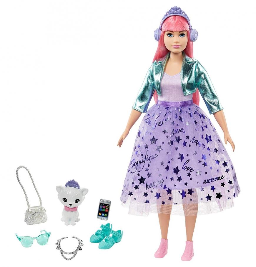 Barbie Princess Adventure dolls (2020)   Princess adventure ...