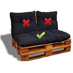 que faire avec des palettes de r cup ration coussin pour. Black Bedroom Furniture Sets. Home Design Ideas