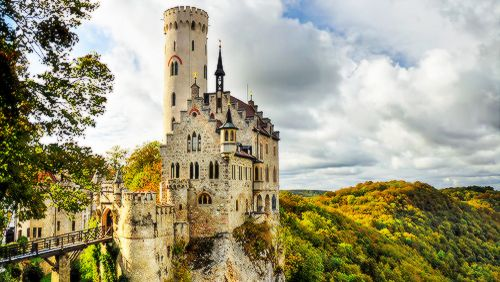 german castles.