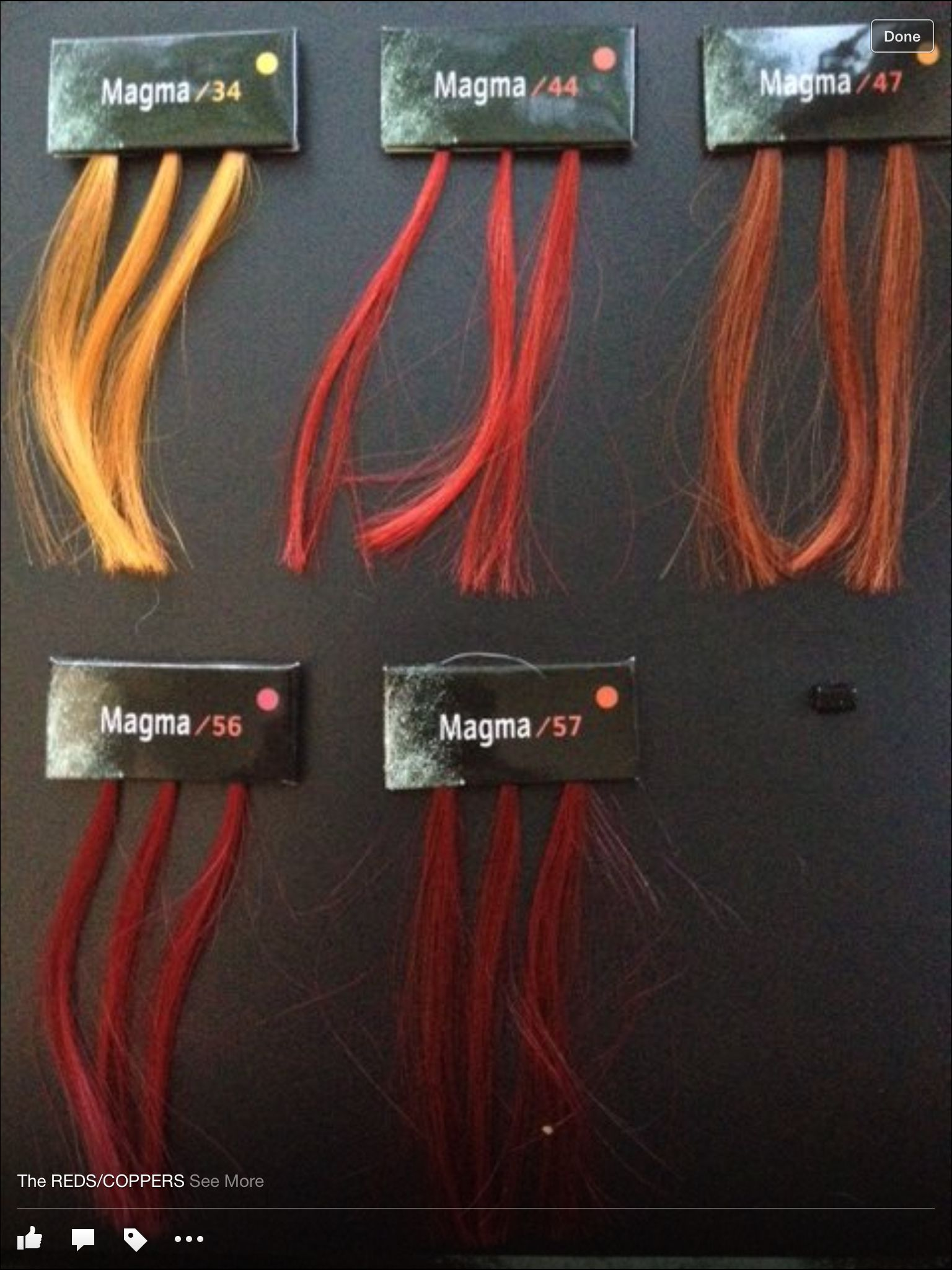Magma By Wella Textile Dyes Lift And Deposit All In One