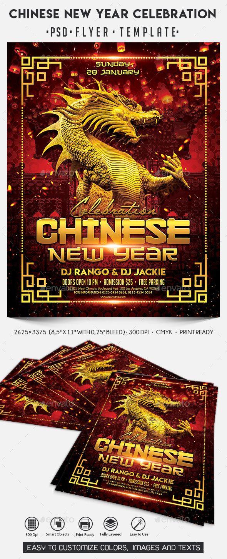 Chinese New Year Celebration   New year celebration ...