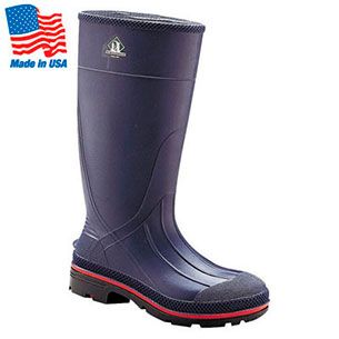Men S And Women S Rubber Knee Boots Made In Usa Boots