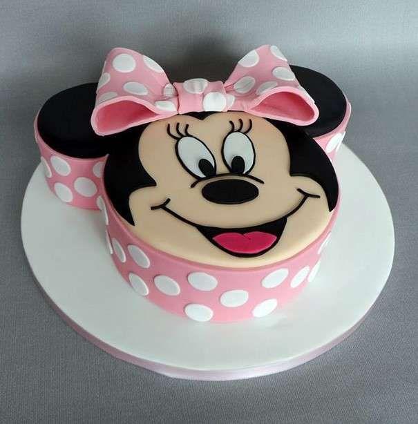 Idee decorazioni Torte di Minnie (Foto 22/40) | PourFemme #minniemouse