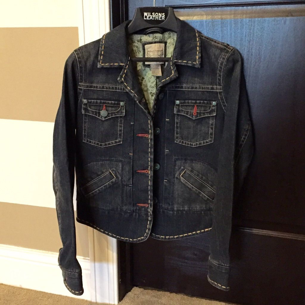 Ruff hewen jean jacket products