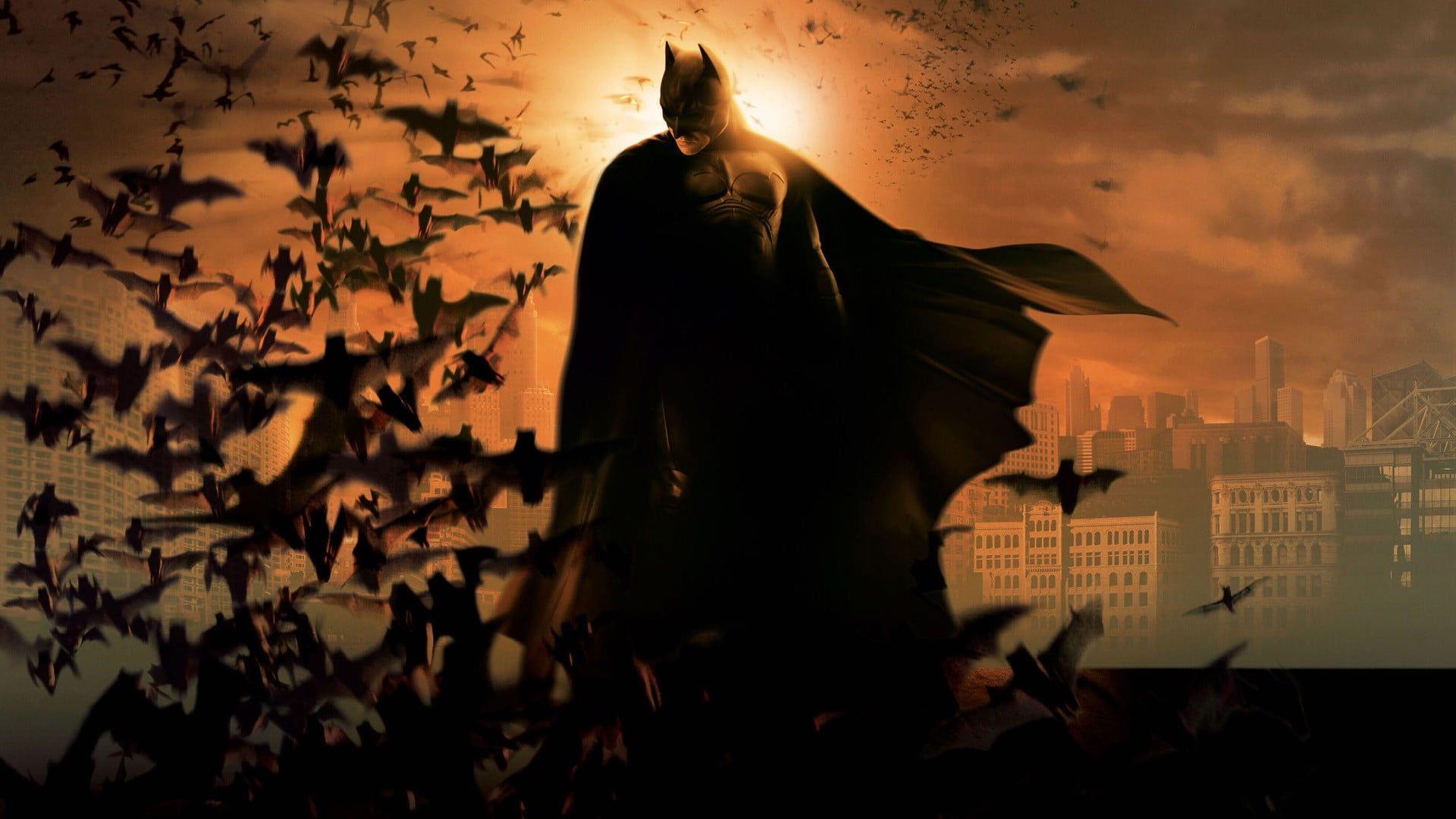 Batman Movies Batman The Dark Knight Batman Begins 1080p Wallpaper Hdwallpaper Desktop In 2020 Batman Hd Wallpaper Marvel Wallpaper