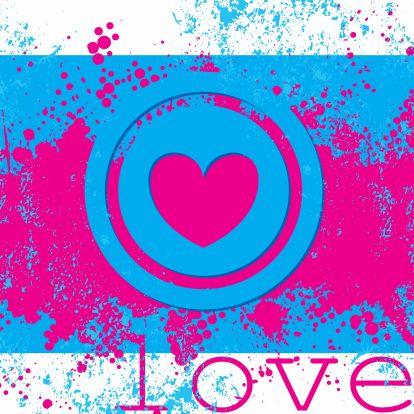 ♥Kaartje2go - Valentijnskaarten - Love Valentijn liefdeskaart